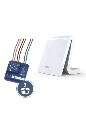 Somfy® Smart Home Kit Funk-Nachrüstung Unterputz io